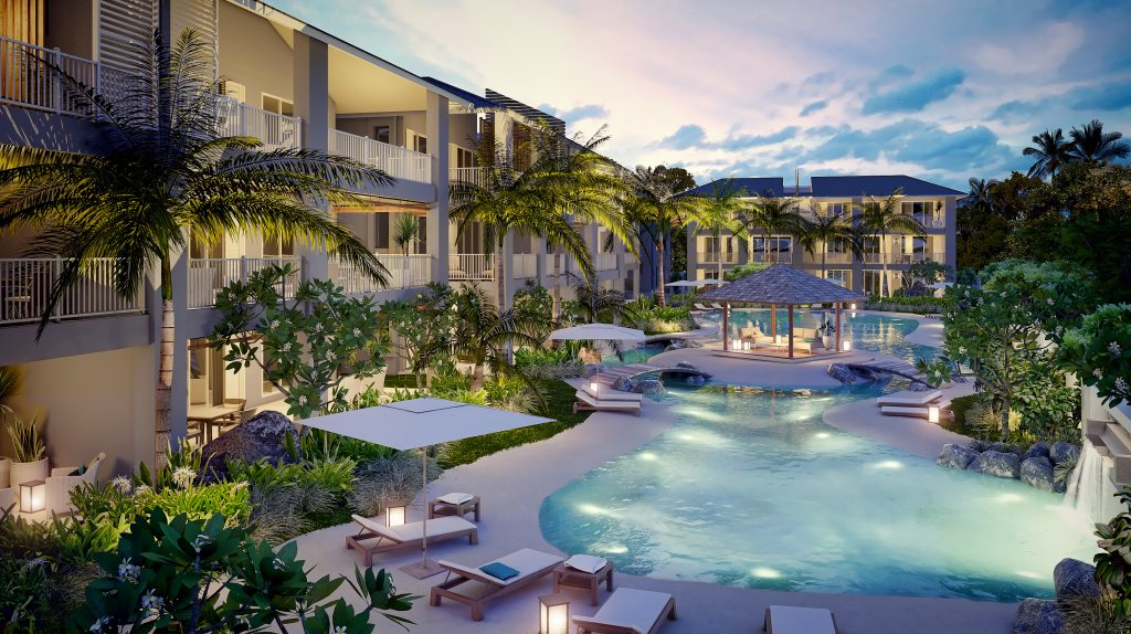Ki Residences: Apartments and Penthouses for Sale in Pereybere, Mauritius