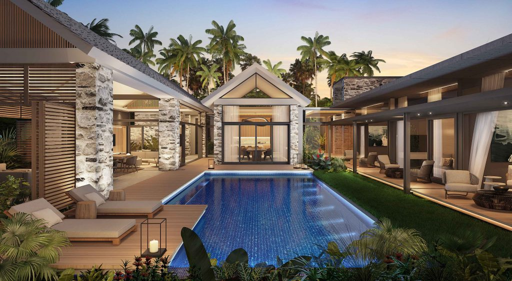 luxury projects mauritius