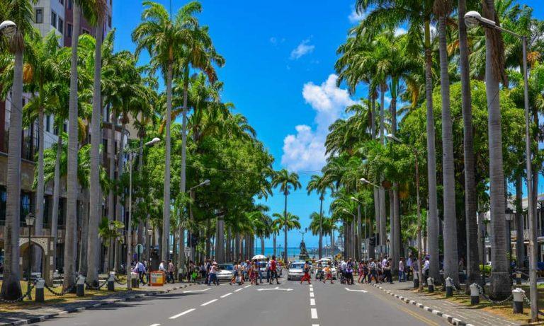 relocating Mauritius