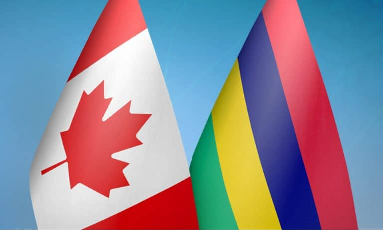 Mauritian diapora in Canada