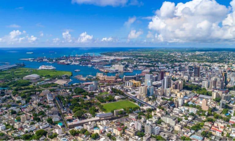 Mauritius financial sector
