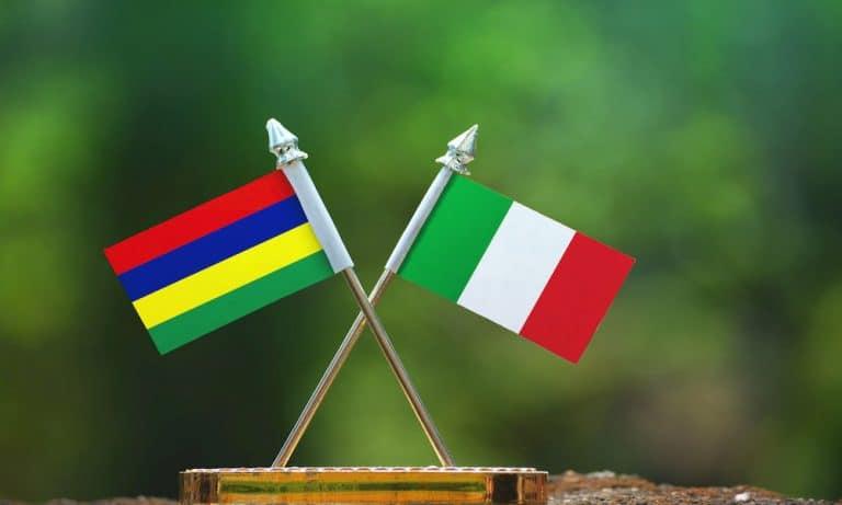Mauritian diaspora Italy