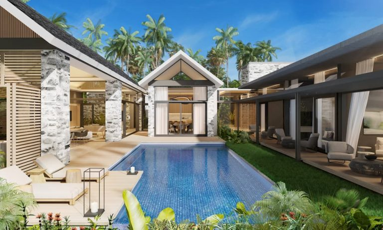 villas mauritius rentals