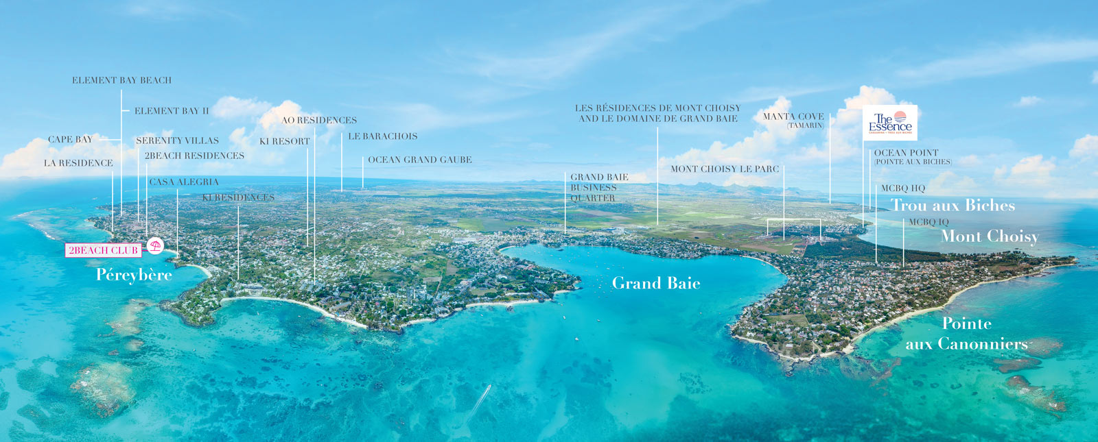 2futures leading the property development in Mauritius
