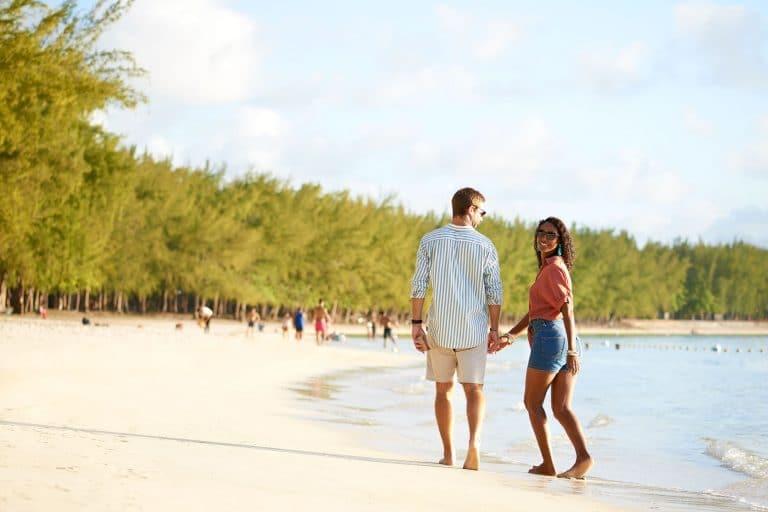 The Essence Mauritius beach