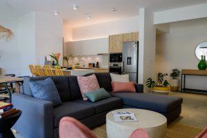 Les Residences de Mont Choisy livingroom