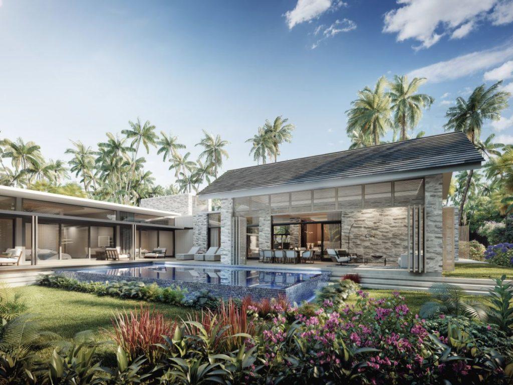 Serenity Villas Pereybere Mauritius